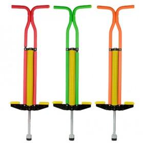 Pogo Stick Tongkat Lompat Double Pole 60 kg (14 DAYS) - Multi-Color