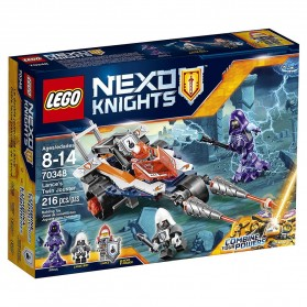 Lego Nexo Knights Lancer's Twins Jouste - 70348