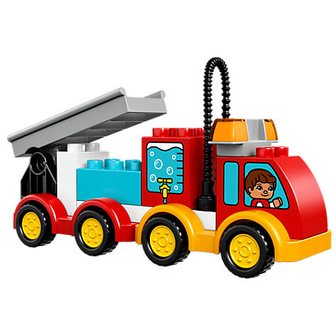 Lego Duplo My First Car And Truck Series 10816 Multi Color