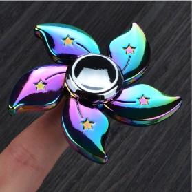 Redbud Metal Fidget Spinner - Multi-Color