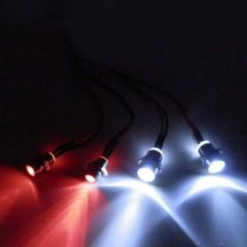 Lampu LED RC Drift Car 1:10 On-Road 5mm dan 3mm - 3