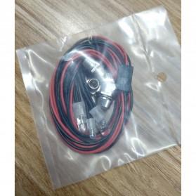 Lampu LED RC Drift Car 1:10 On-Road 5mm dan 3mm - 7