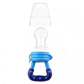 Dot Empeng Bayi Botol Feeder Buah - AP1310 - Blue - 2