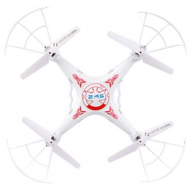 DW X5C Quadcopter Drone - White