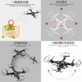 DW X5C Quadcopter Drone - White - 4