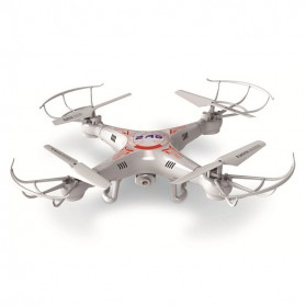 DW X5C Quadcopter Drone WiFi 0.3MP Camera - White