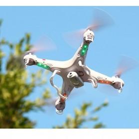 DW X5C Quadcopter Drone WiFi 0.3MP Camera - White - 3