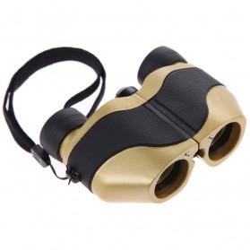 Baigish Teropong Binocular Outdoor Magnification 80 x 120 - A1040 - Golden - 2