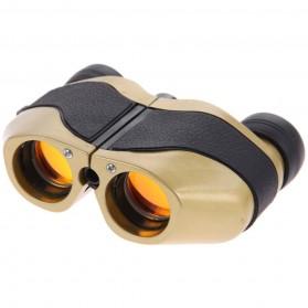 Baigish Teropong Binocular Outdoor Magnification 80 x 120 - A1040 - Golden - 3