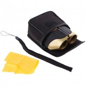 Baigish Teropong Binocular Outdoor Magnification 80 x 120 - A1040 - Golden - 8