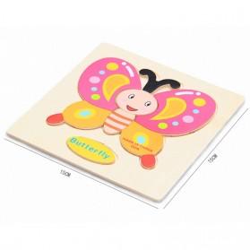 Mainan Puzzle 3D Anak - 008 - 4
