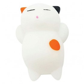 Squishy Toy Model Kucing - Snow White - 2