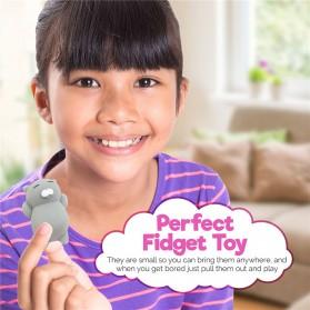 Squishy Toy Model Kucing - Snow White - 11