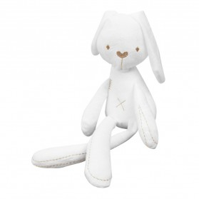 Plush Toy Boneka Cute Rabbit - White