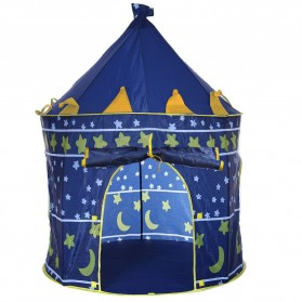 ROXPORT Tenda Bermain Anak Model Castle Kids Portable Tent - KTH78 - Blue