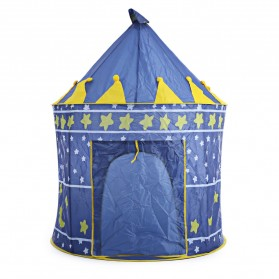 ROXPORT Tenda Bermain Anak Model Castle Kids Portable Tent - KTH78 - Blue - 3