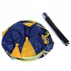 ROXPORT Tenda Bermain Anak Model Castle Kids Portable Tent - KTH78 - Blue - 4