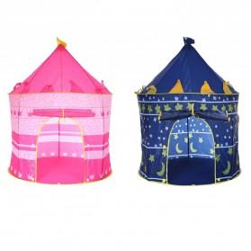 ROXPORT Tenda Bermain Anak Model Castle Kids Portable Tent - KTH78 - Blue - 5