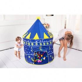ROXPORT Tenda Bermain Anak Model Castle Kids Portable Tent - KTH78 - Blue - 6