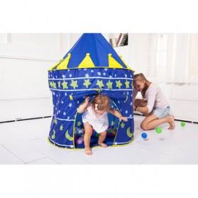 ROXPORT Tenda Bermain Anak Model Castle Kids Portable Tent - KTH78 - Blue - 7