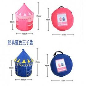 ROXPORT Tenda Bermain Anak Model Castle Kids Portable Tent - KTH78 - Blue - 8