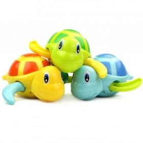 Mainan Kura-Kura Berenang Baby Toys 6 PCS - Multi-Color - 2