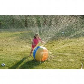 Bola Air Spray Sprinkler Water Ball Smash It Toys - Multi-Color - 6
