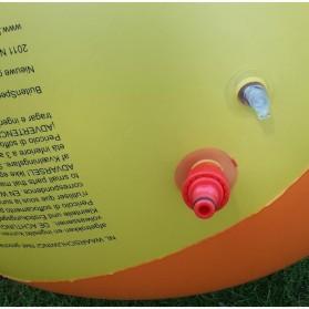 Bola Air Spray Sprinkler Water Ball Smash It Toys - Multi-Color - 9