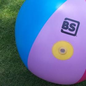 Bola Air Spray Sprinkler Water Ball Smash It Toys - Multi-Color - 10