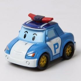 Robocar poli action figure 4pcs - Robocar poli pompier ...