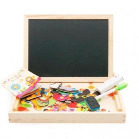 Simingyou Wooden Puzzle Multifungsi Anak-Anak - WDX41 - 9