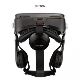 Bobovr Z4 Mini VR Box Virtual Reality Glasses for Smartphone - Black - 3