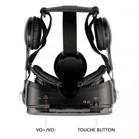 Bobovr Z4 Mini VR Box Virtual Reality Glasses for Smartphone - Black - 6