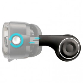 Bobovr Z4 Mini VR Box Virtual Reality Glasses for Smartphone - Black - 9