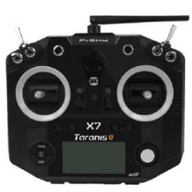 FrSky ACCST Taranis Q X7 Remote Control Transmitter 2.4GHz 16CH - Black