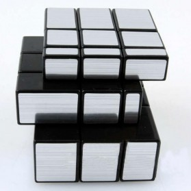 Rubik Cube Magic Puzzle New Style 3 x 3 x 3 - BY-163 - Golden - 3