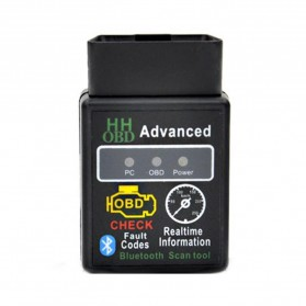 Bluetooth Car Diagnostic OBD2 V1.5 - ELM327 - Black