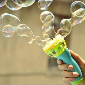 Mainan Gelembung Sabun Automatic Bubble Water Gun - Blue