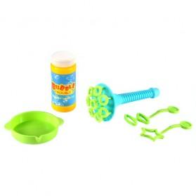 Mainan Gelembung Sabun Tiup Micro Bubble Blower - 119499 - Blue - 1