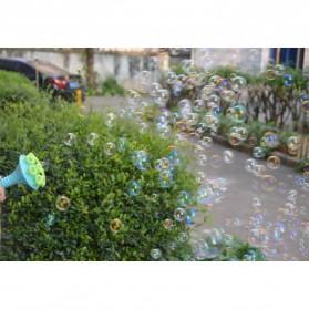 Mainan Gelembung Sabun Tiup Micro Bubble Blower - 119499 - Blue - 6