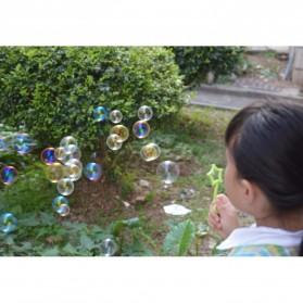 Mainan Gelembung Sabun Tiup Micro Bubble Blower - 119499 - Blue - 7