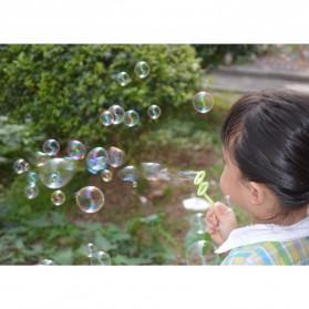 Mainan Gelembung Sabun Tiup Micro Bubble Blower - 119499 - Blue - 9