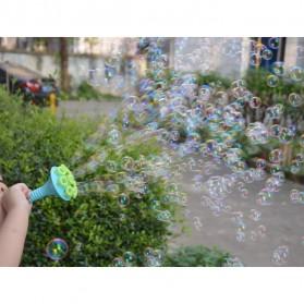 Mainan Gelembung Sabun Tiup Micro Bubble Blower - 119499 - Blue - 10