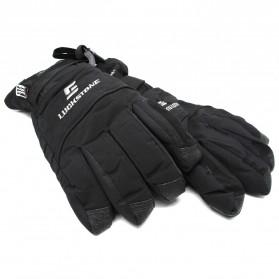 Sarung Tangan Motor SKI Windproof Gloves - Size L - Black