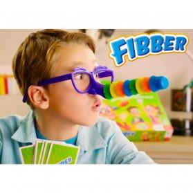 Mainan Kartu Kejujuran Fiber Game Pinokio