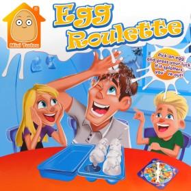 Mainan Egg Roulette Challenge