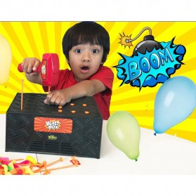 Mainan Blast Box Balloon Challenge