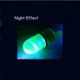 Gmarty Lampu LED Bell Pendeteksi Ikan untuk Kail Pancing 10 PCS - Q0142 - Green - 4