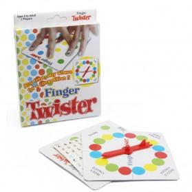 Finger Twister Dance Board Game - 2