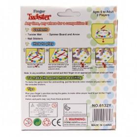 Finger Twister Dance Board Game - 3